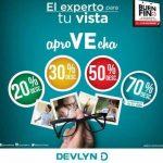 Devlyn El Buen Fin 2018 Hasta 70% de descuento