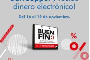 Promociones Bancoppel El Fin 2018: $250 en monedero en Coppel.com