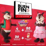 Promociones Bosque Mágico Coca Cola El Buen Fin 2018