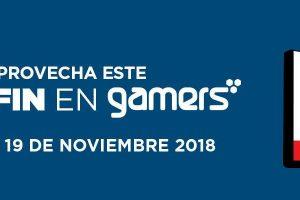 Ofertas Gamers El Buen Fin 2018