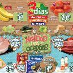 Frutas y Verduras S-Mart del 20 al 22 de Noviembre 2018