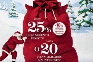 Sanborns - Venta Prenavideña 2018 / Hasta 25% de descuento directo