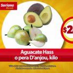 Frutas y Verduras Soriana Mercado del 27 al 29 de noviembre 2018