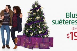 Suburbia: Blusas, suéteres, jeans y regalos para toda la familia a $198