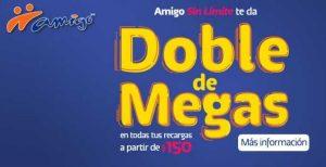 Telcel El Buen Fin 2018 Doble de Megas en recargas de $150