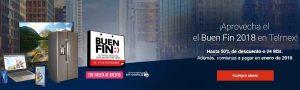 Ofertas El Buen Fin 2018 en Telmex