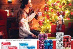 Walmart: Folleto de navidad del 20 de noviembre al 4 de diciembre 2018