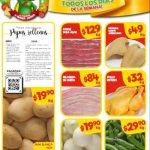 Frutas y Verduras Bodega Aurrerá del 7 al 13 de diciembre 2018
