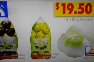 Frutas y Verduras Chedraui 11 y 12 de diciembre 2018