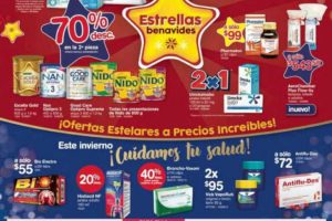 Farmacias Benavides: Ofertas de fin de semana del 7 al 10 de diciembre 2018