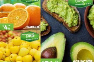 Frutas y Verduras Soriana 18 y 19 de Diciembre 2018