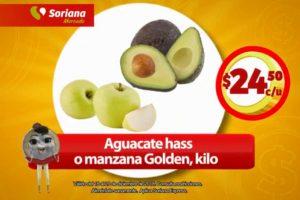 Frutas y Verduras Soriana Mercado del 18 al 20 de diciembre 2018