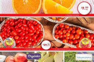 Ofertas Frutas y Verduras Superama del 1 al 31 de diciembre 2018