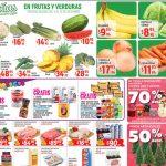 Frutas y Verduras HEB del 4 al 10 de diciembre 2018