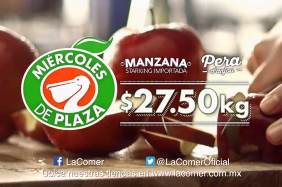 Miércoles de Plaza La Comer 5 de diciembre 2018