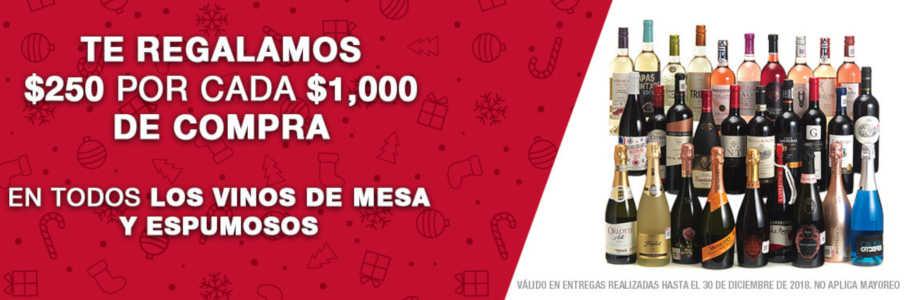 Ofertas La Comer de Fin de Semana y Año Nuevo 2019