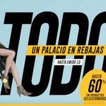 Palacio de Hierro: Rebajas de Invierno Hasta 60% de descuento