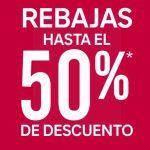 Rebajas C&A Hasta 50% de descuento en ropa para toda la familia