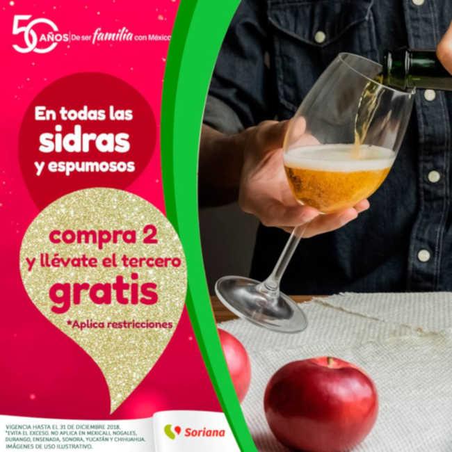 Soriana: Ofertas y promociones de Año Nuevo 2019