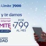 Promoción Telcel Navidad 2018 Doble de Megas + Noches de internet Sin Límite