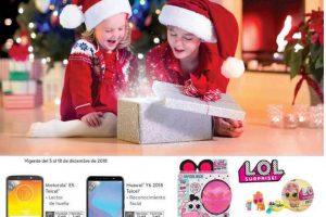 Walmart: Folleto de ofertas y promociones del 5 al 18 de diciembre 2018