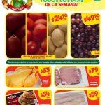 Frutas y Verduras Bodega Aurrerá del 18 al 24 de enero de 2019