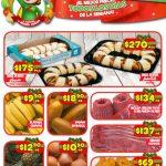 Frutas y Verduras Bodega Aurrerá del 8 al 10 de enero 2019