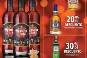 Ofertas Bodegas Alianza Vinos y Licores del 7 al 13 de Enero 2019