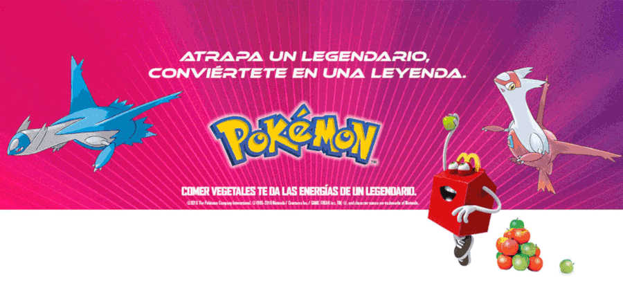 Cajita Feliz McDonalds Enero de 2019 Juguetes de Pokemon Legendary