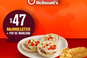 Martes de McDonald's 22 de enero 2019