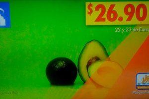 Frutas y Verduras Chedraui 22 y 23 de enero 2019