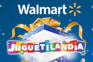 Horarios Juguetilandia Walmart Reyes Magos 5 y 6 de enero 2019