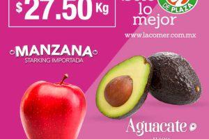 Miércoles de Plaza La Comer Frutas y Verduras 9 de Enero 2019