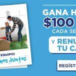 Promoción Ventaneando Gana $100,000 Cada Semana