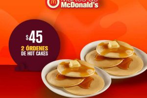 Martes de McDonald's 8 de enero de 2019