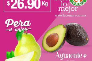 Miércoles de Plaza La Comer Frutas y Verduras 2 de Enero 2019