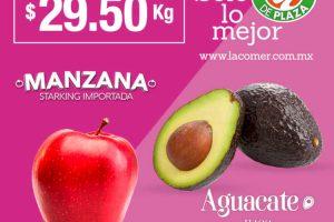 Miércoles de Plaza La Comer Frutas y Verduras 23 de Enero 2019