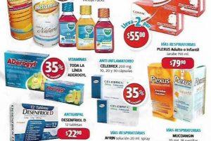 Ofertas Farmacias Guadalajara fin de semana del 18 al 20 de enero 2019