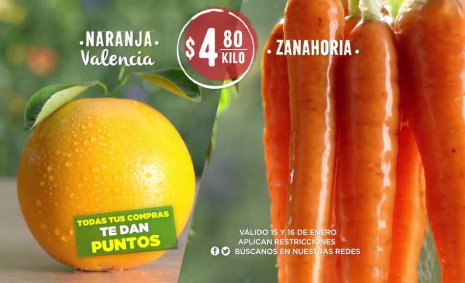 Ofertas Mega Soriana Martes y Miércoles del Campo 15 y 16 de enero 2019