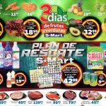 Ofertas de Frutas y Verduras S-Mart del 15 al 17 de enero de 2019