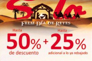 Ofertas Sanborns Reyes Magos del 4 al 7 de enero 2019