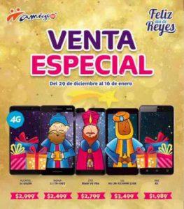 Promociones Telcel Venta Especial Reyes Magos Descuentos en celulares