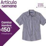 Artículo de la semana Suburbia Camisas para hombre Weekend a $150