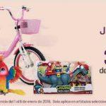 Promoción Reyes Magos 2019 Suburbia 30% de descuento en Juguetería