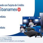 Walmart: $700 de Bonificación con CitiBanamex Pay ó $500 con tarjetas de Crédito Banamex