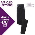 Artículo de la Semana Suburbia Jeans Junior para Dama Oggi a $170