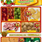 Frutas y Verduras Bodega Aurrerá del 1 al 7 de febrero de 2019