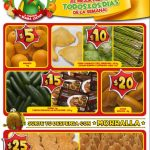 Frutas y Verduras Bodega Aurrerá del 22 al 28 de febrero de 2019
