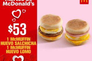 Cupones McDonald's Martes 26 de febrero de 2019