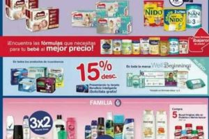Farmacias Benavides promociones de fin de semana del 22 al 25 de febrero 2019